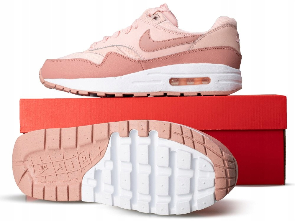 Nike Air Max 1 GS AQ3188 600