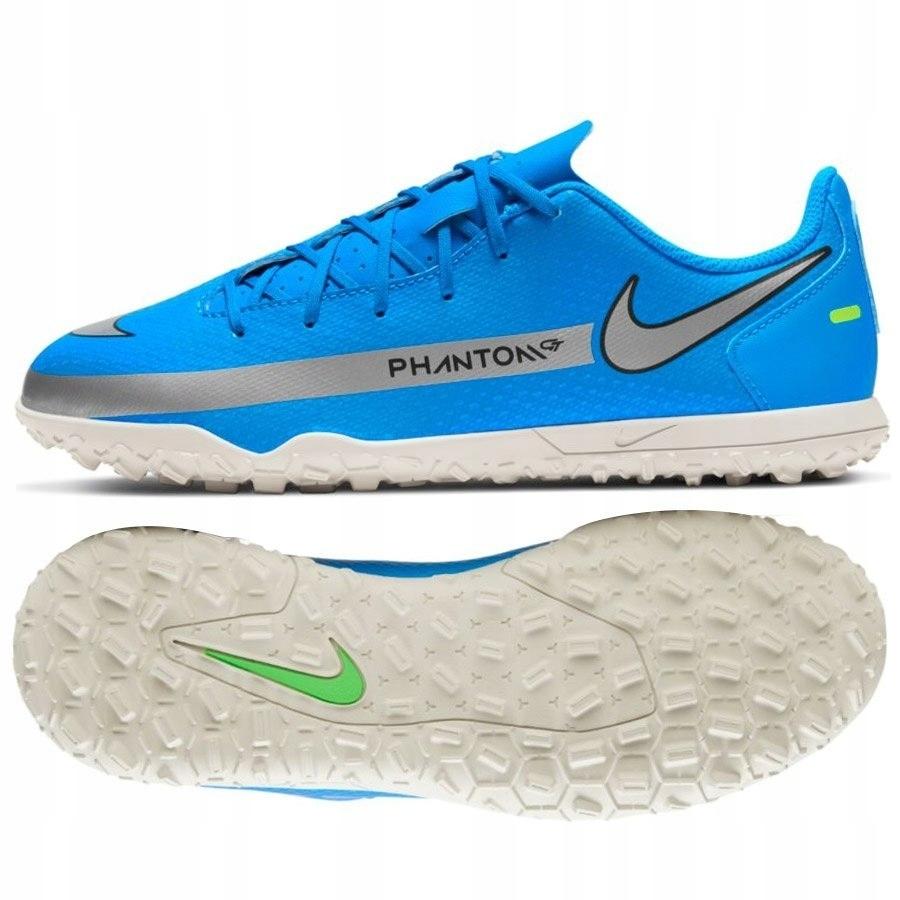 Buty Nike JR Phantom GT Club TF CK8483 400 r 28,5