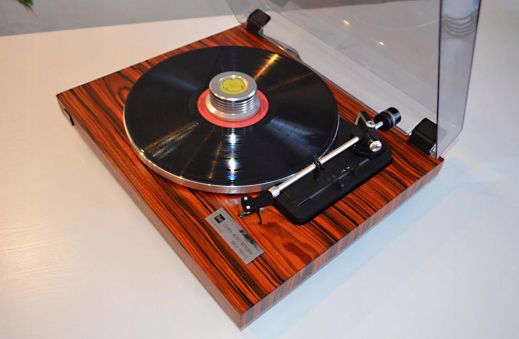 Dual CS 450 Audiophile Concept