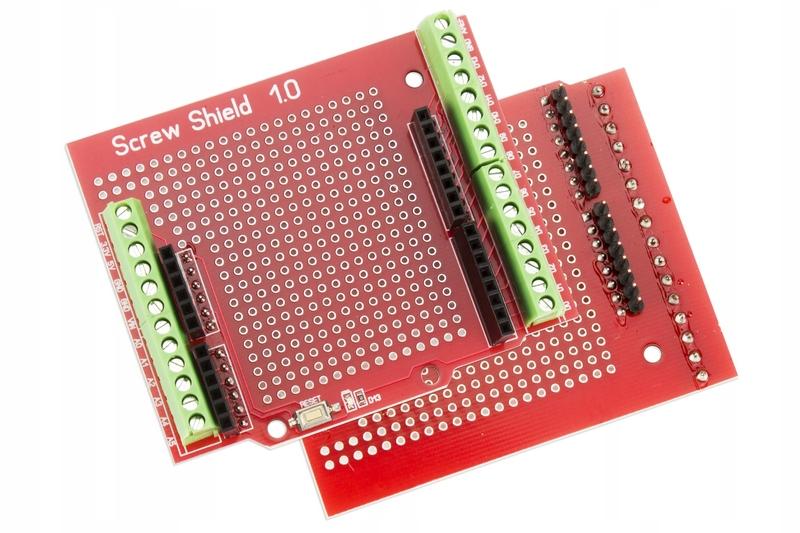 ARDUINO UNO Terminal Shield Proto Screw R3