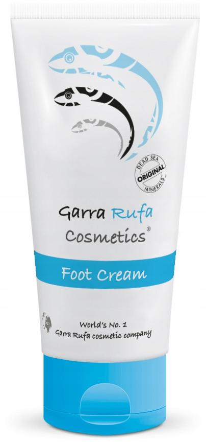 Krem do stóp Garra Rufa Cosmetics