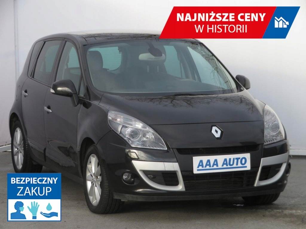 Renault Scenic 2.0 dCi , Salon Polska, Serwis ASO