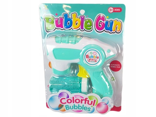 MADEJ Pistolet na bańki mydlane