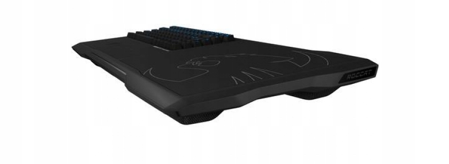 Klawiatura ROCCAT Sova Gaming Lapboard DE 8921002693