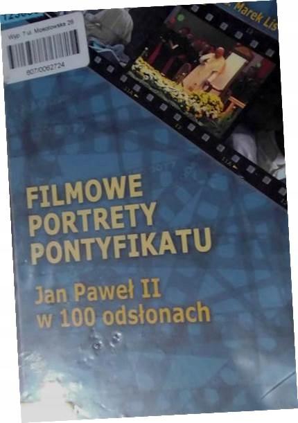 Filmowe Portrety Pontyfikatu - Marek Lis
