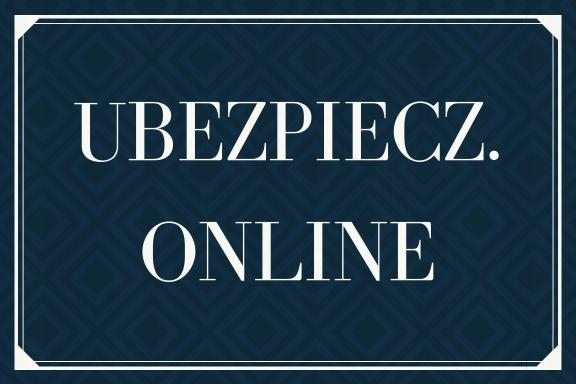 ubezpiecz.online domena ubezpieczenia