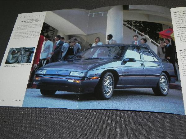 Chevrolet Corsica - 1989 - USA