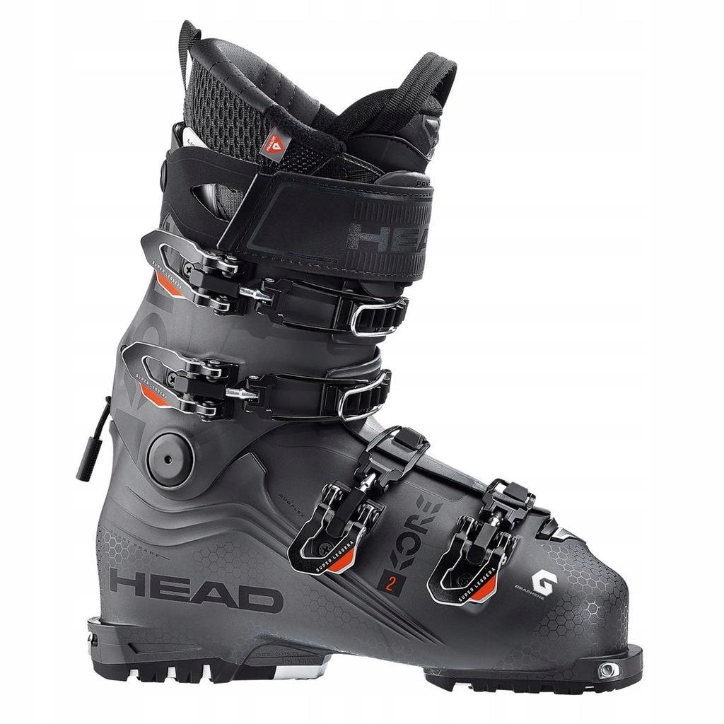 Buty narciarskie Head Kore 2 Szary 24/24.5