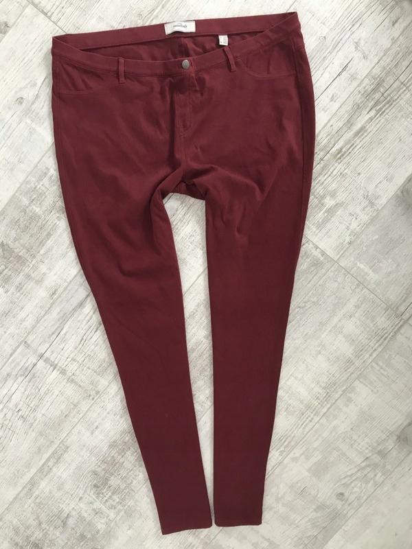 TCHIBO * spodnie legginsy rurki * 48 50