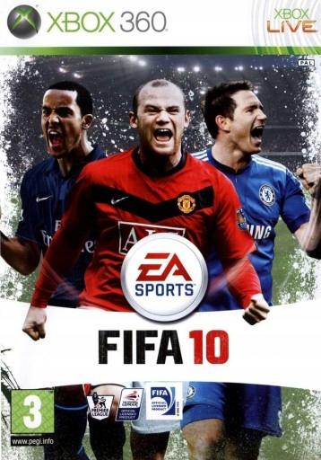 Fifa 10 Xbox 360 7584640702 Oficjalne Archiwum Allegro
