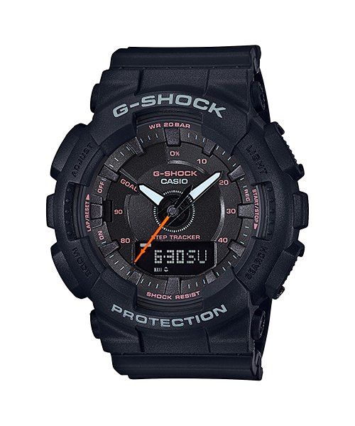 DAMSKI ZEGAREK CASIO G-SHOCK GMA-S130VC-1A