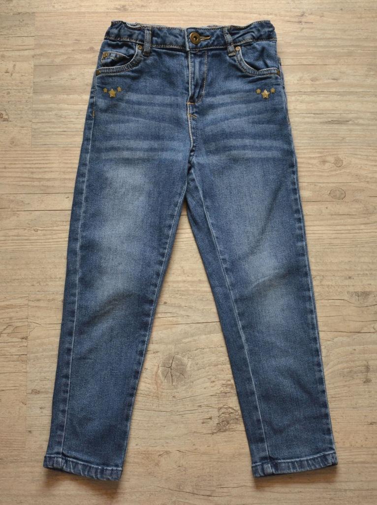 Cool Club spodnie z gwiazdkami rozm. 110