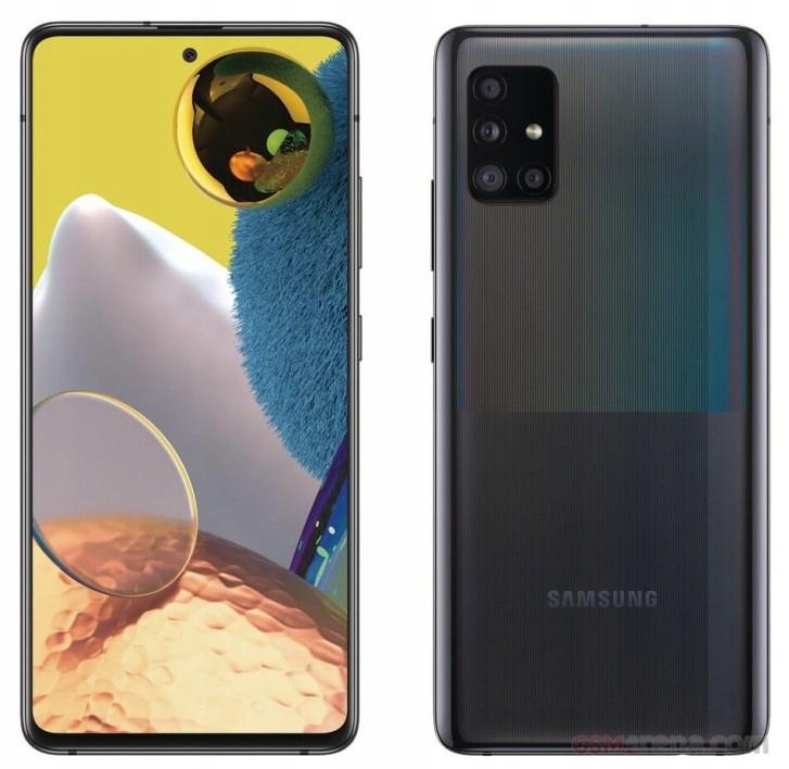 Nowy Samsung Galaxy A51 5g Black 9592012635 Oficjalne Archiwum Allegro