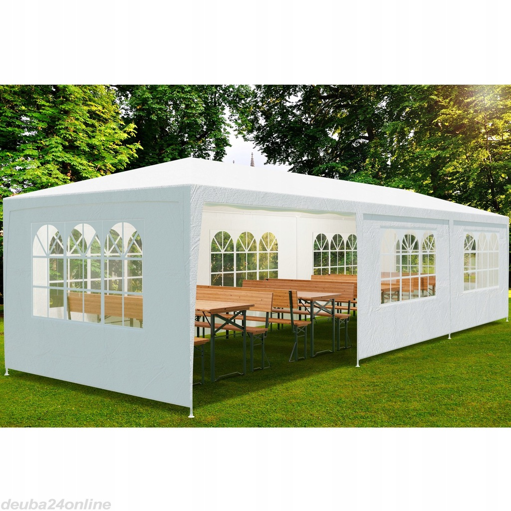 Archiwalne: Pawilon ogrodowy 3 x 9 Namiot handlowy Altana