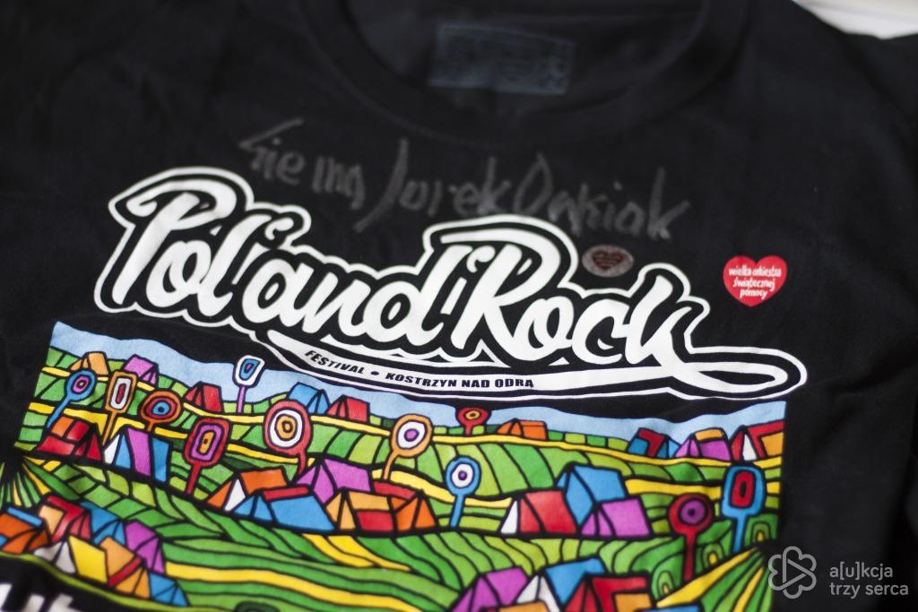 Koszulka POLAND ROCK FESTIWAL