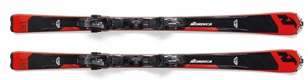 BLACK WEEK Nordica GT R 136cm + ADV P.R. Evo Narty
