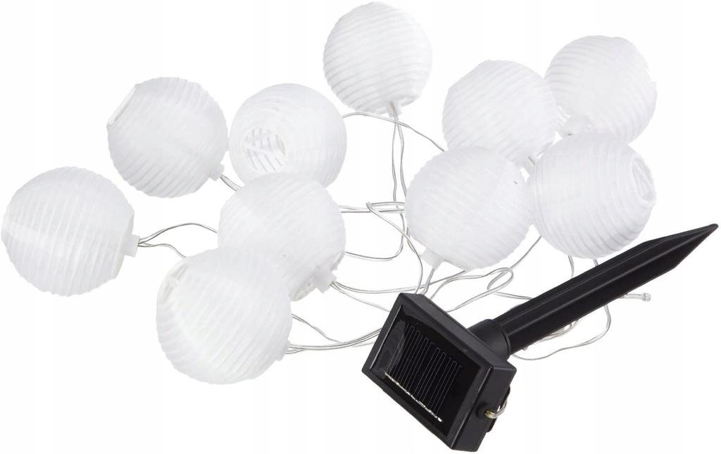 STAR TRADING Solarny łańcuch świetlny LED 2.7m