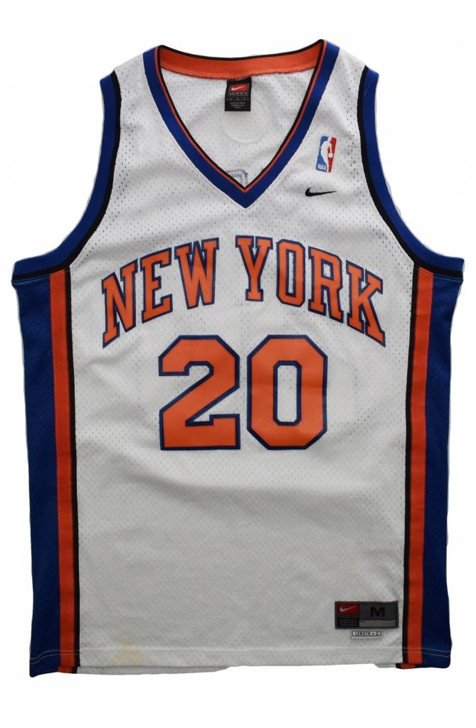 Nike NY Knicks 20 Houston jersey NBA m/l