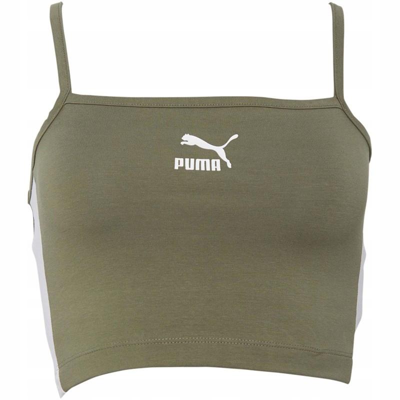 Puma 59849390 biustonosz sportowy damski, r. L