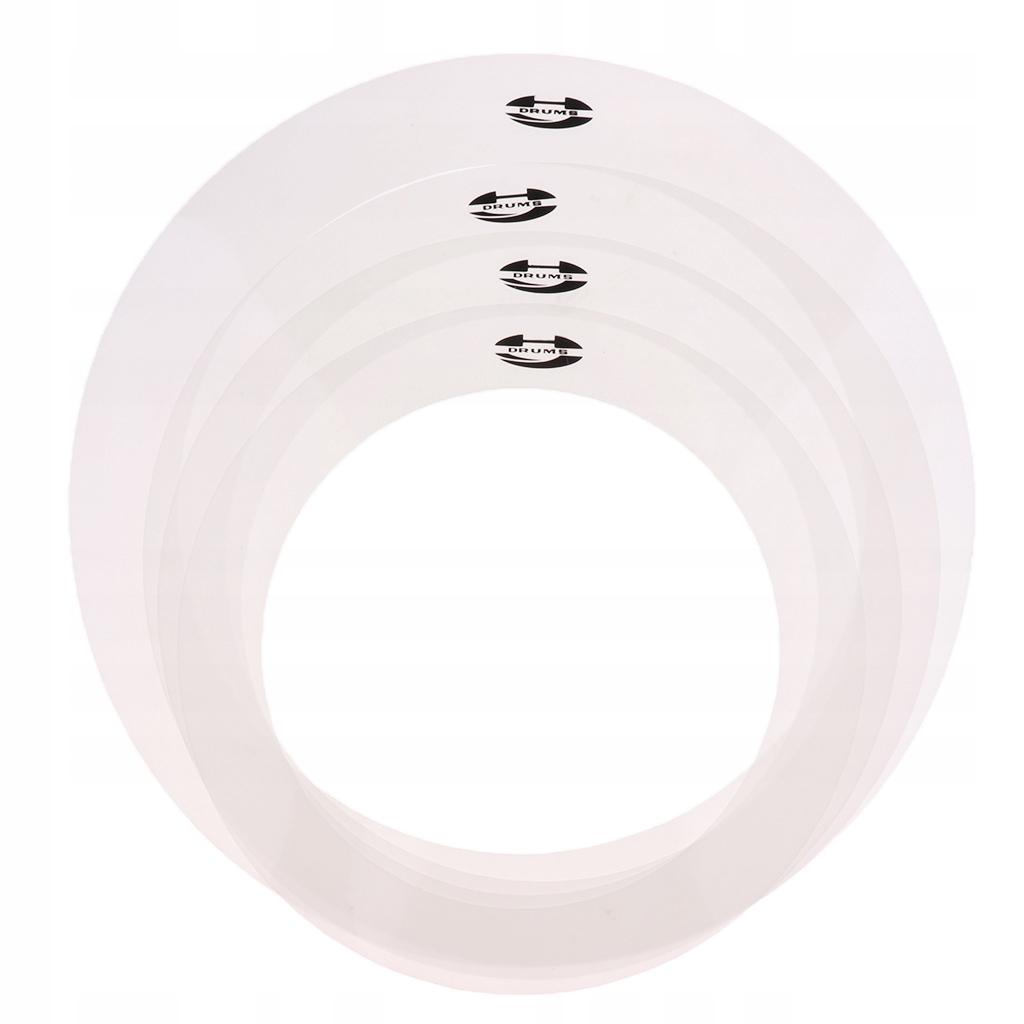 4-pakowe pierścienie kontroli tonu