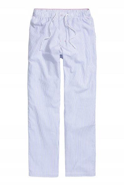 Spodnie męskie od pizamy H&M r.M