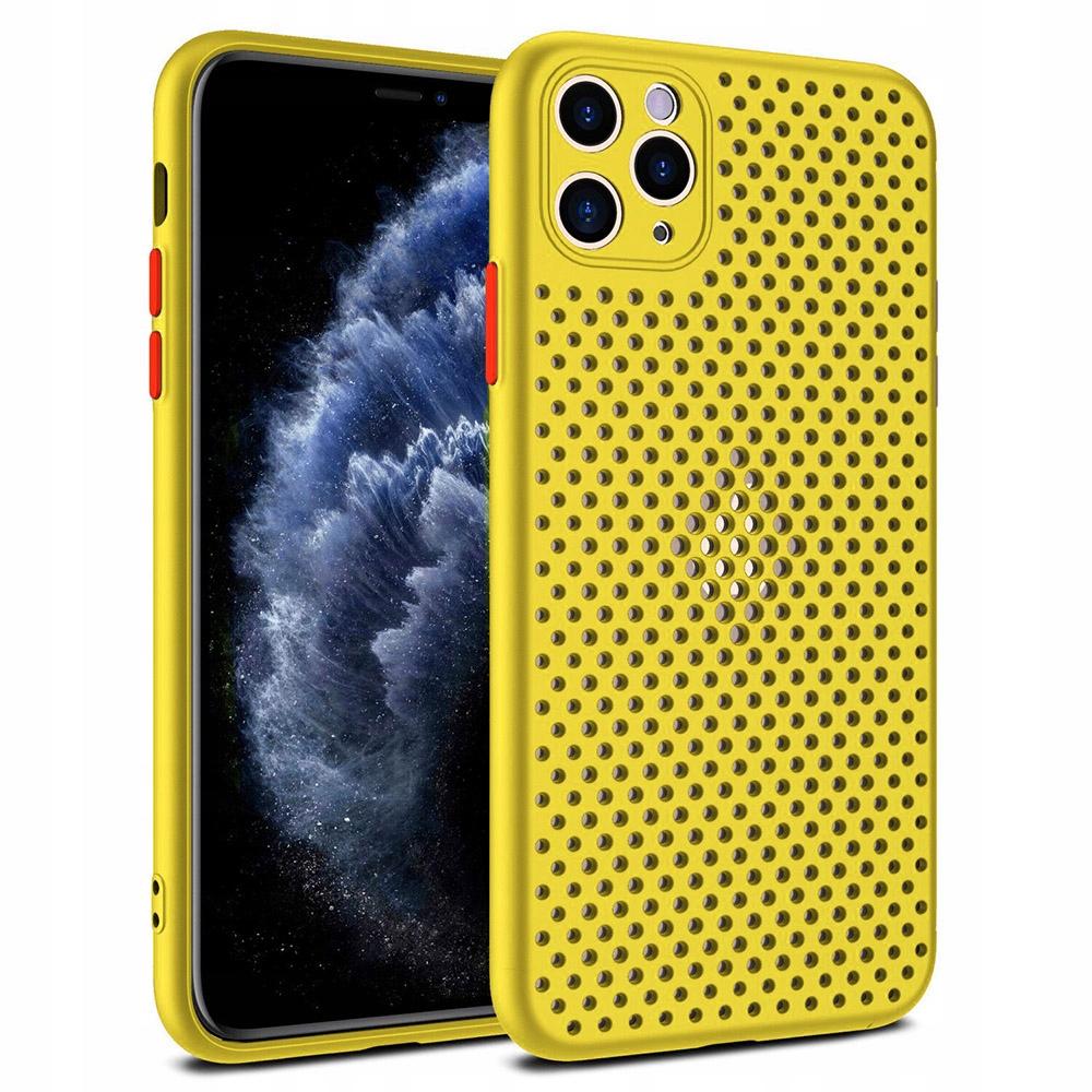 Breath Case > iPhone 11 Pro Żółty