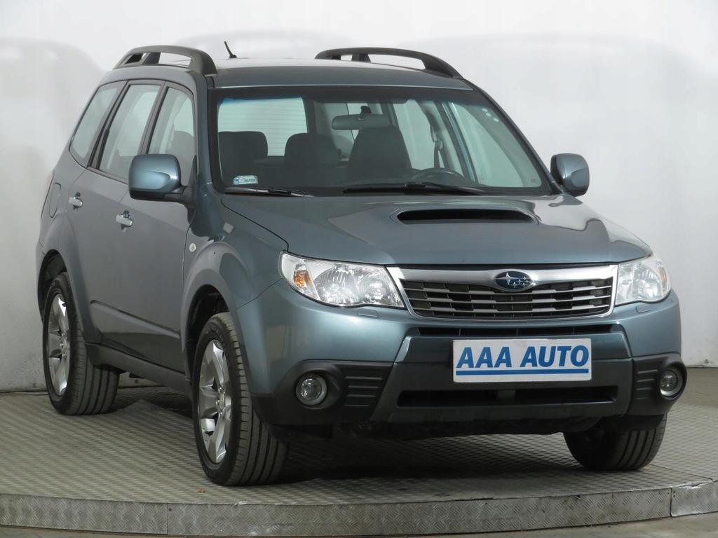 Subaru Forester 2 5 Xt Serwis Aso 4x4 8287228117 Oficjalne Archiwum Allegro