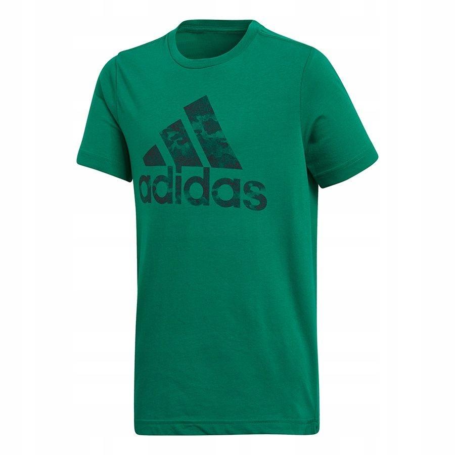 Koszulka adidas M BOS CV6145 128 cm zielony