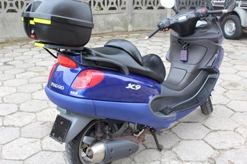 Skuter Piaggio X9 125 7902288807 Oficjalne Archiwum Allegro