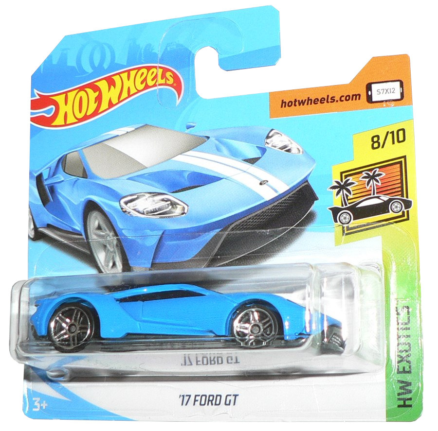 Hot Wheels - '17 FORD GT !!!!!!!!!!!!!!!!! S7XI2