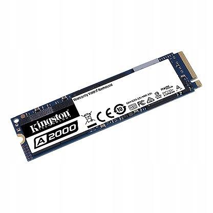 Dysk SSD A2000 250GB M.2 2280 PCI-e NVMe
