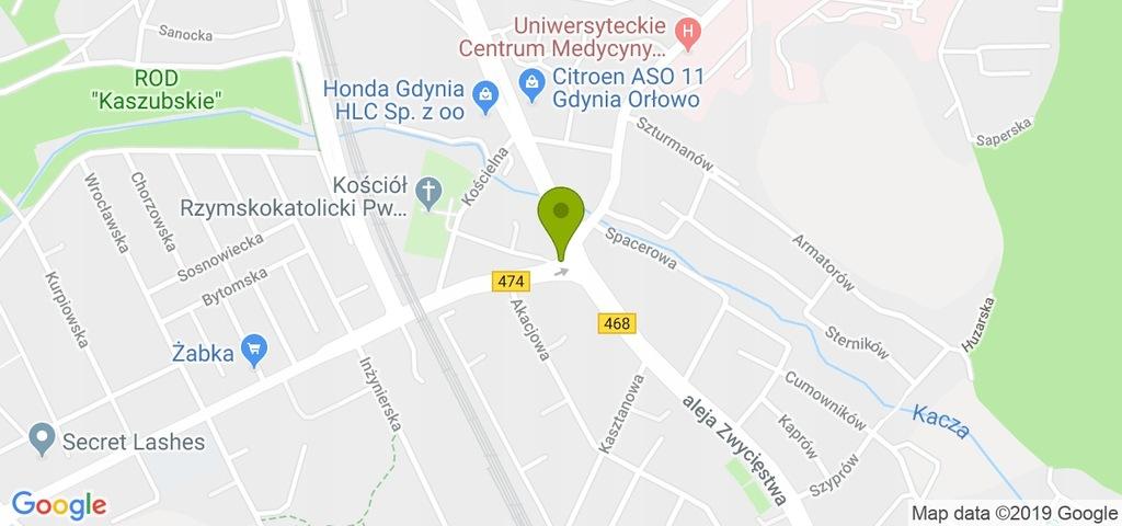 Na wynajem Gdynia, Orłowo, m²