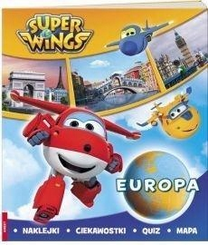 SUPER WINGS. EUROPA, PRACA ZBIOROWA