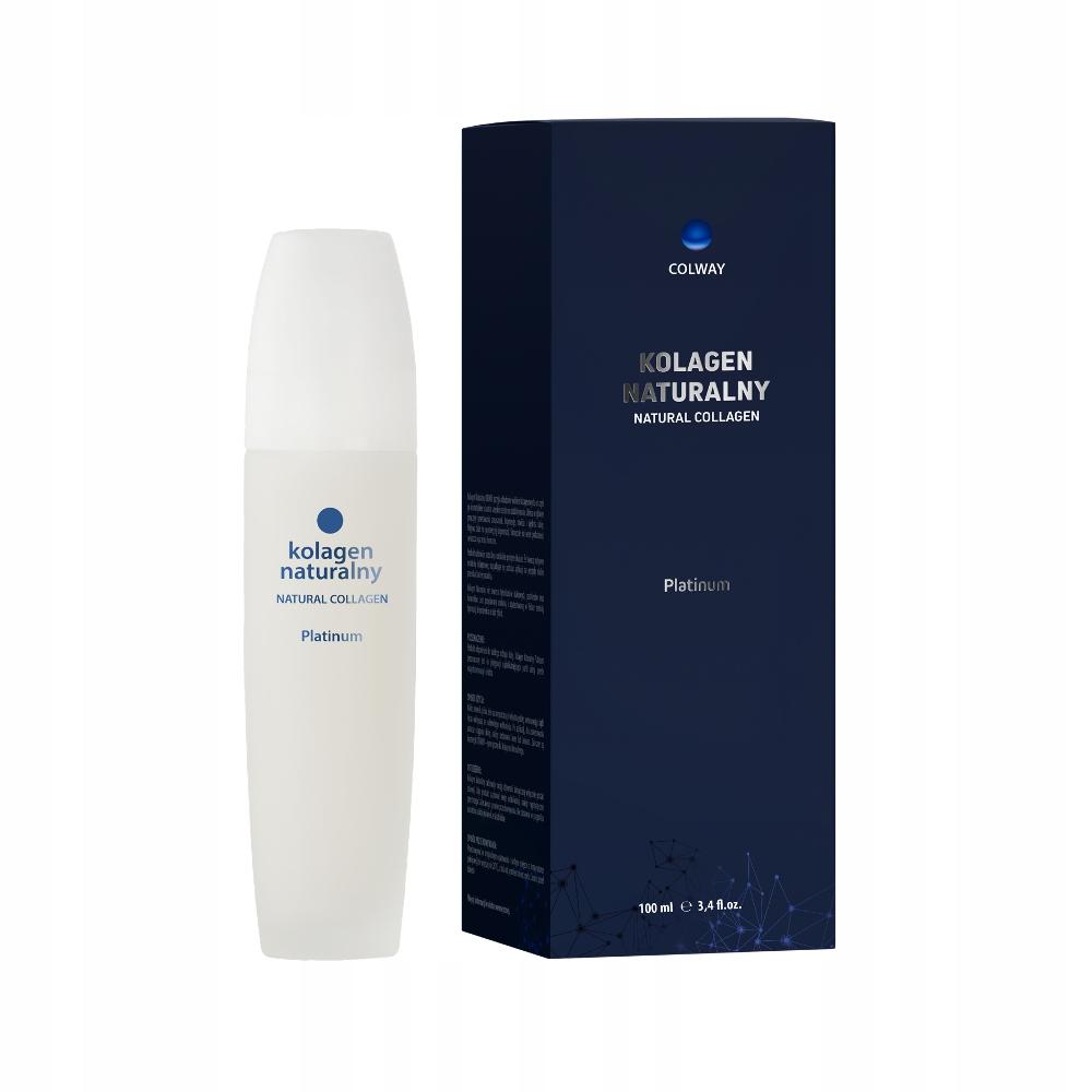 Idealny Prezent Kolagen naturalny PLATINUM 100 ml