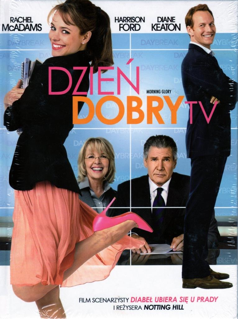 DZIEŃ DOBRY TV -DVD Nowa