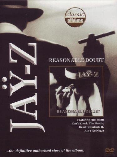 DVD Jay-Z Reasonable Doubt