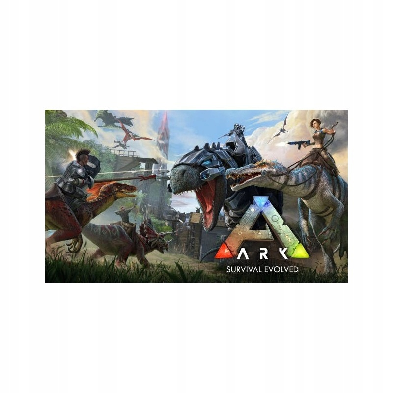 ARK Survival Evolved + DLC STEAM Automat 24/7