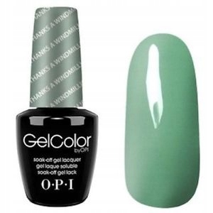 OPI GELCOLOR H62 Thanks A WindMillion