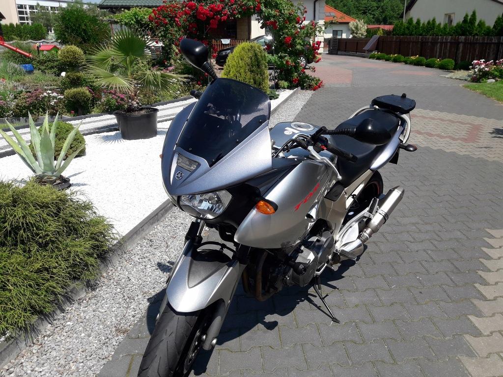 Sprzedam Yamaha TDM 900 bez wkładu finansowego