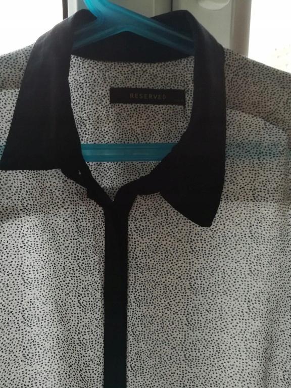Reserved Koszula Bluzka r. 40 L bdb