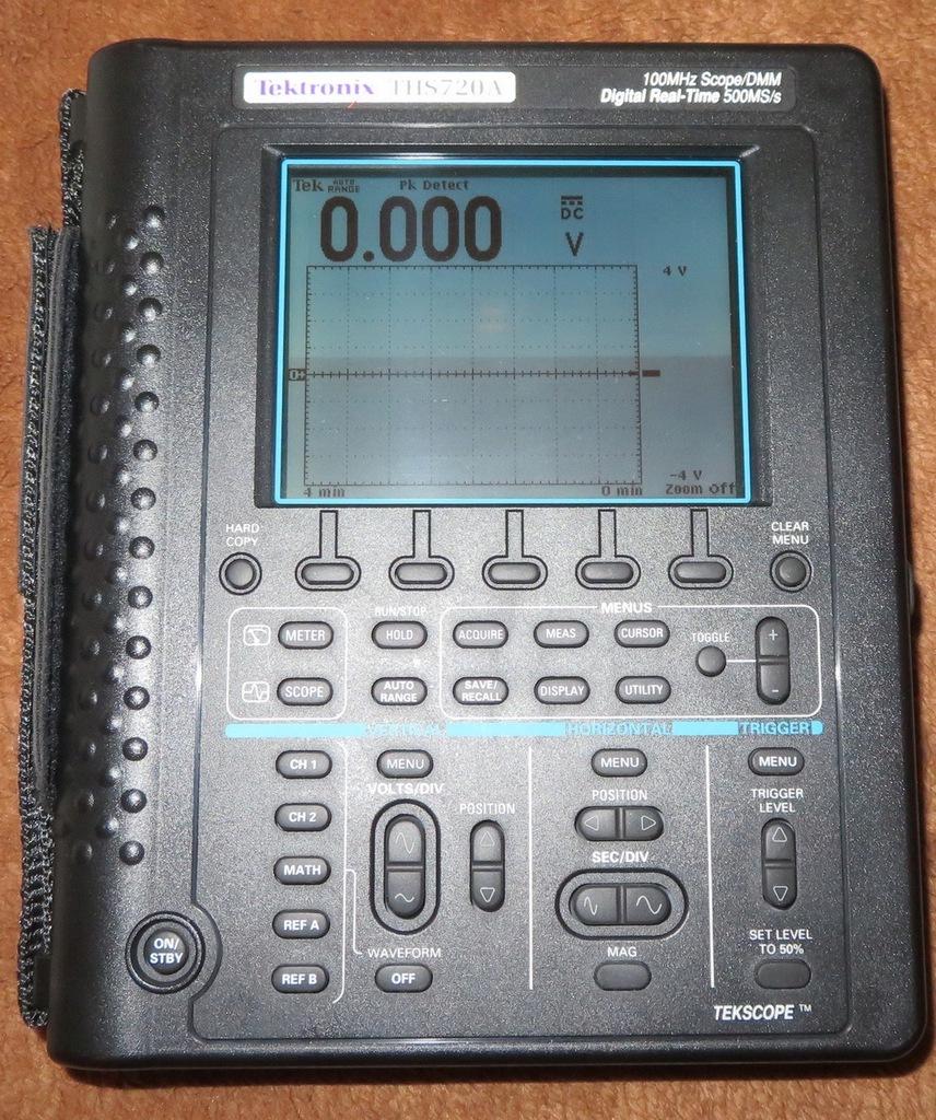 Oscyloskop Tektronix THS720A 100MHz 500Ms Izolowan