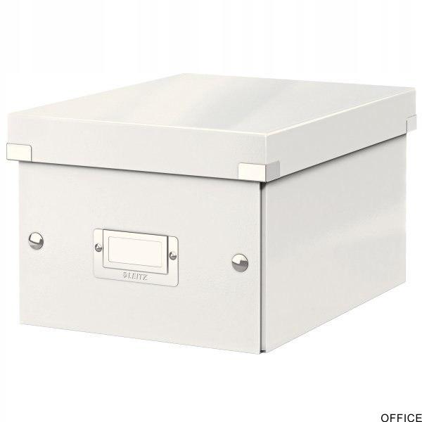 Pudło uniwersalne małe LEITZ białe 60430001