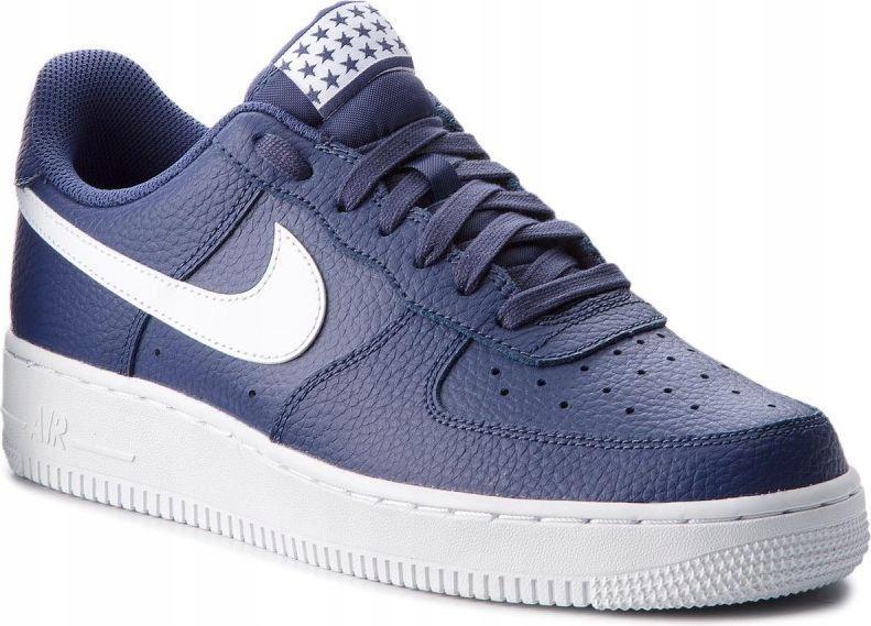Nike Buty męskie Air Force 1 '07 czarne r. 47 (AA4083 015) w
