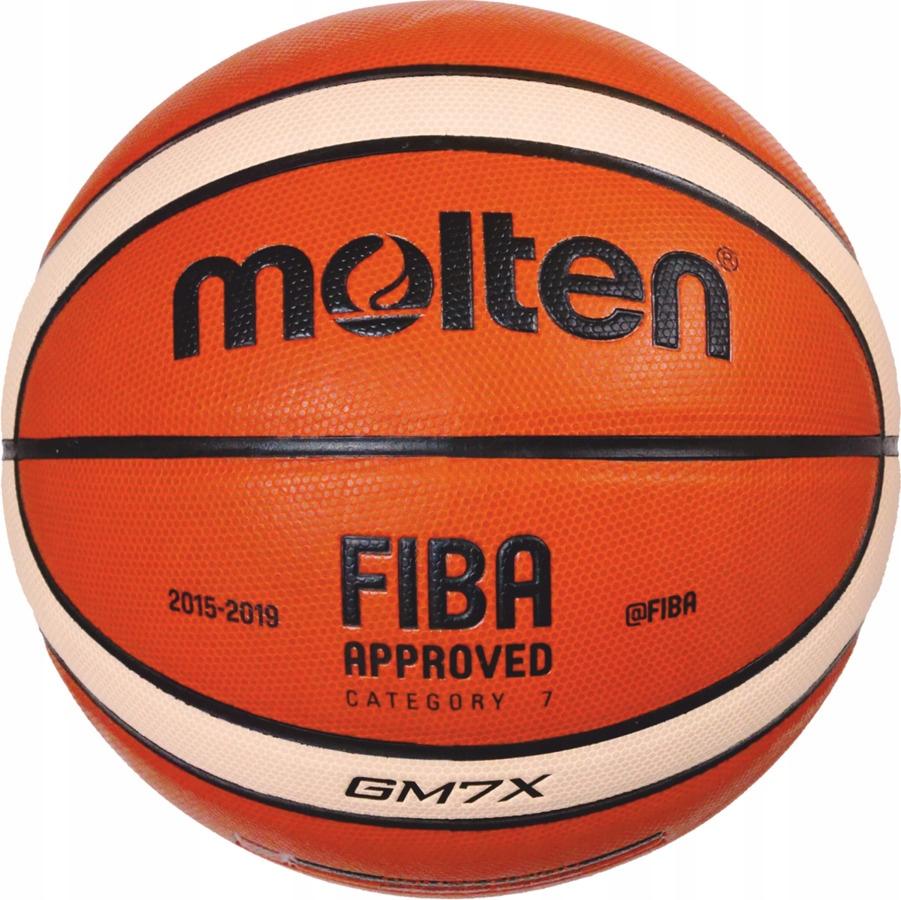 Piłka do koszykówki Molten BGM7X Rozmiar 7