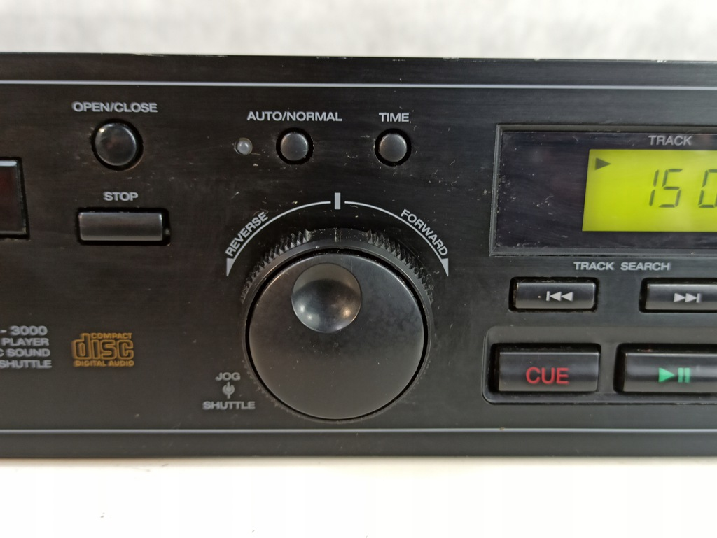 CPA HDJ-3000 CONRAD PROFESSIONAL - Odtwarzacz CD