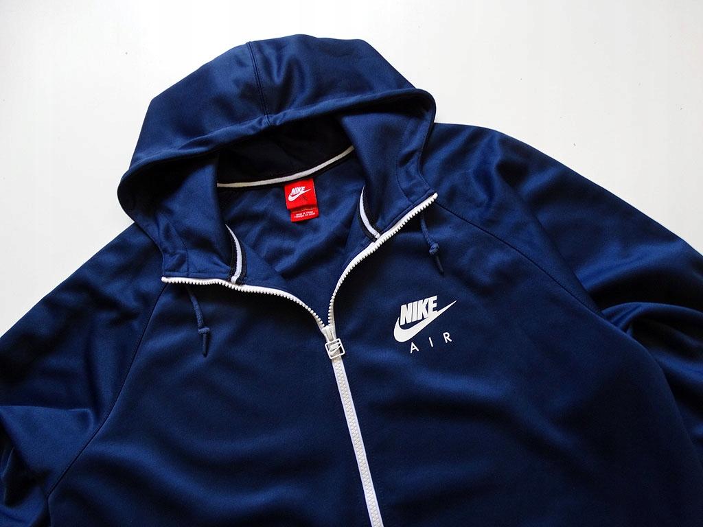 Bluza Nike GF Vintage N98 Top Niebieska