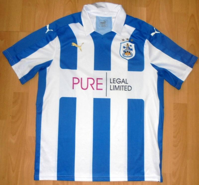 Koszulka Huddersfield Town Puma 2016/17 XL