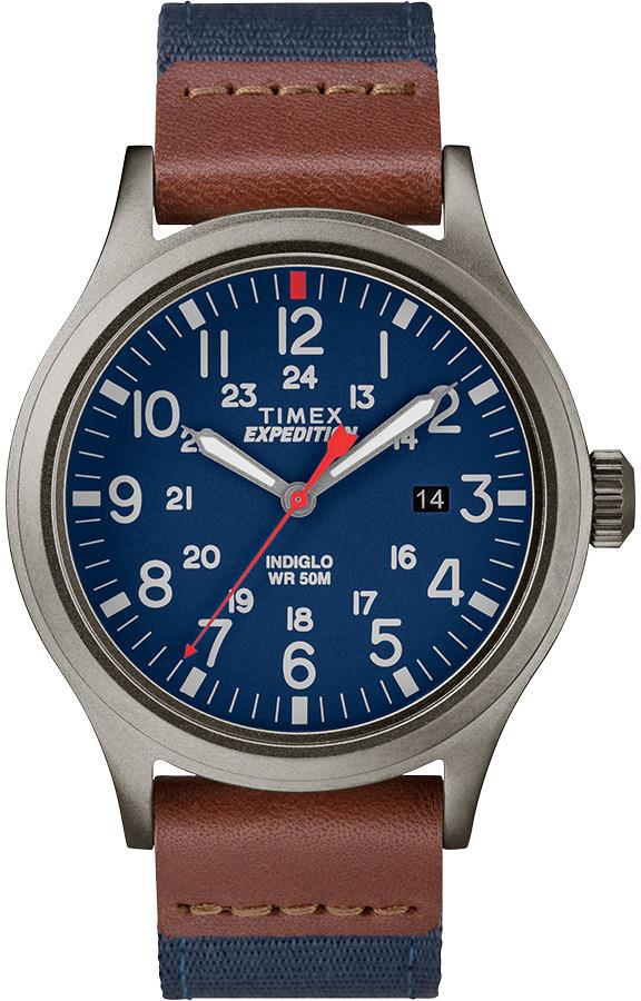 Zegarek męski TIMEX EXPEDITION TW4B14100 WR50M
