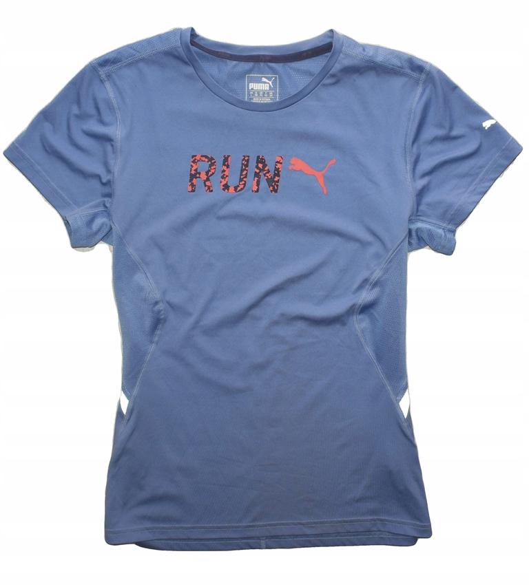 Puma Run L koszulka do biegania super wzór