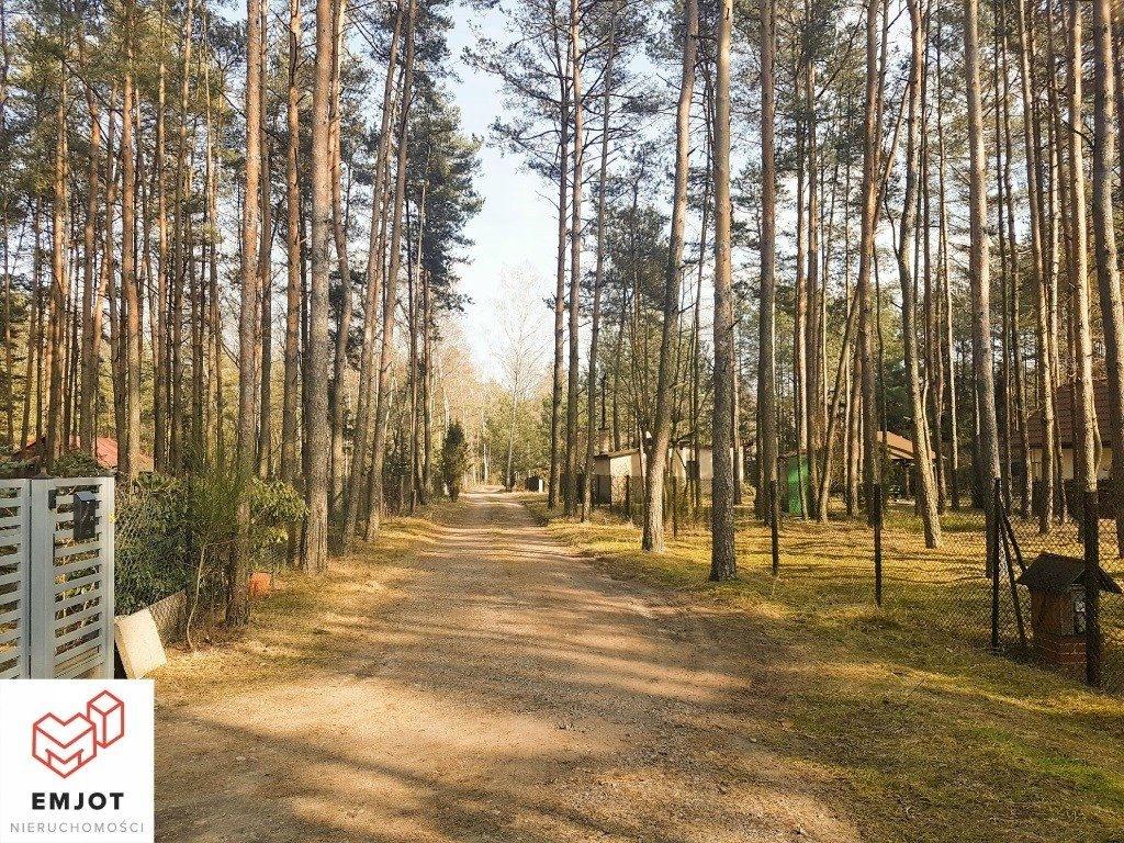 Działka, Jamborek, Zelów (gm.), 1250 m²